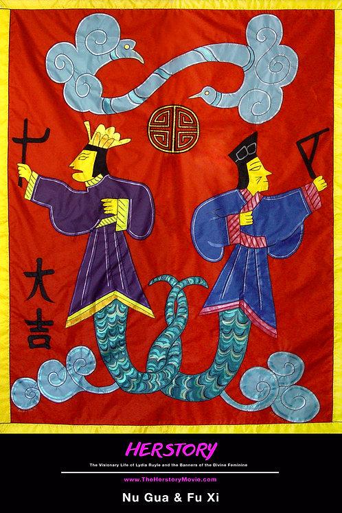 Nu Gua & Fu Xi