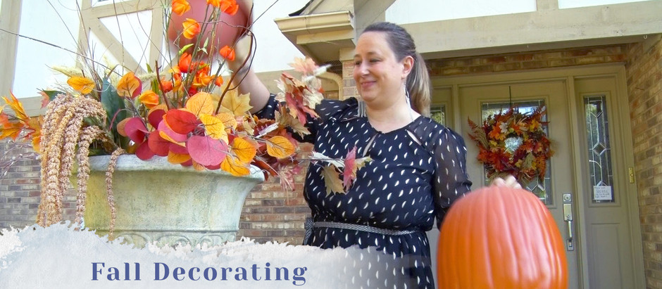 Fall decorating | 5 fabulous ideas for 2020