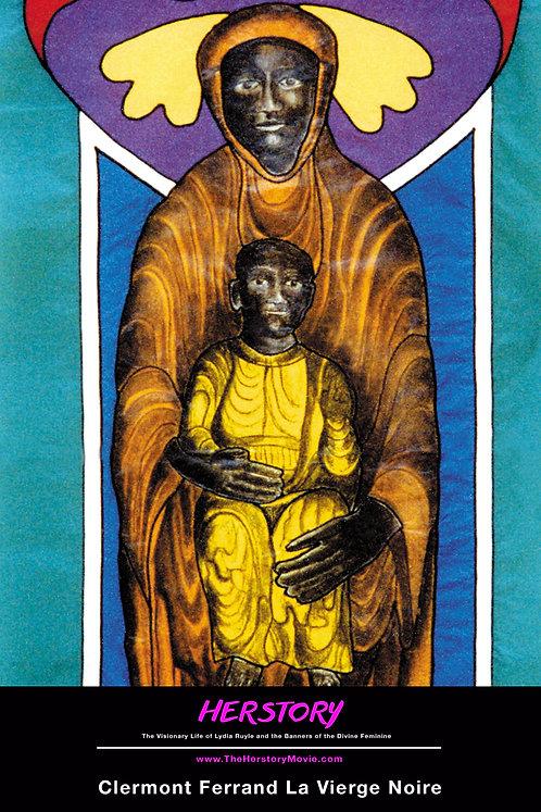 Clermont Ferrand La Vierge Noire