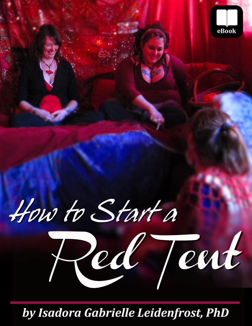 How to Start a Red Tent (eBook)