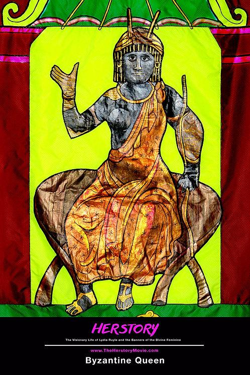 Byzantine Queen