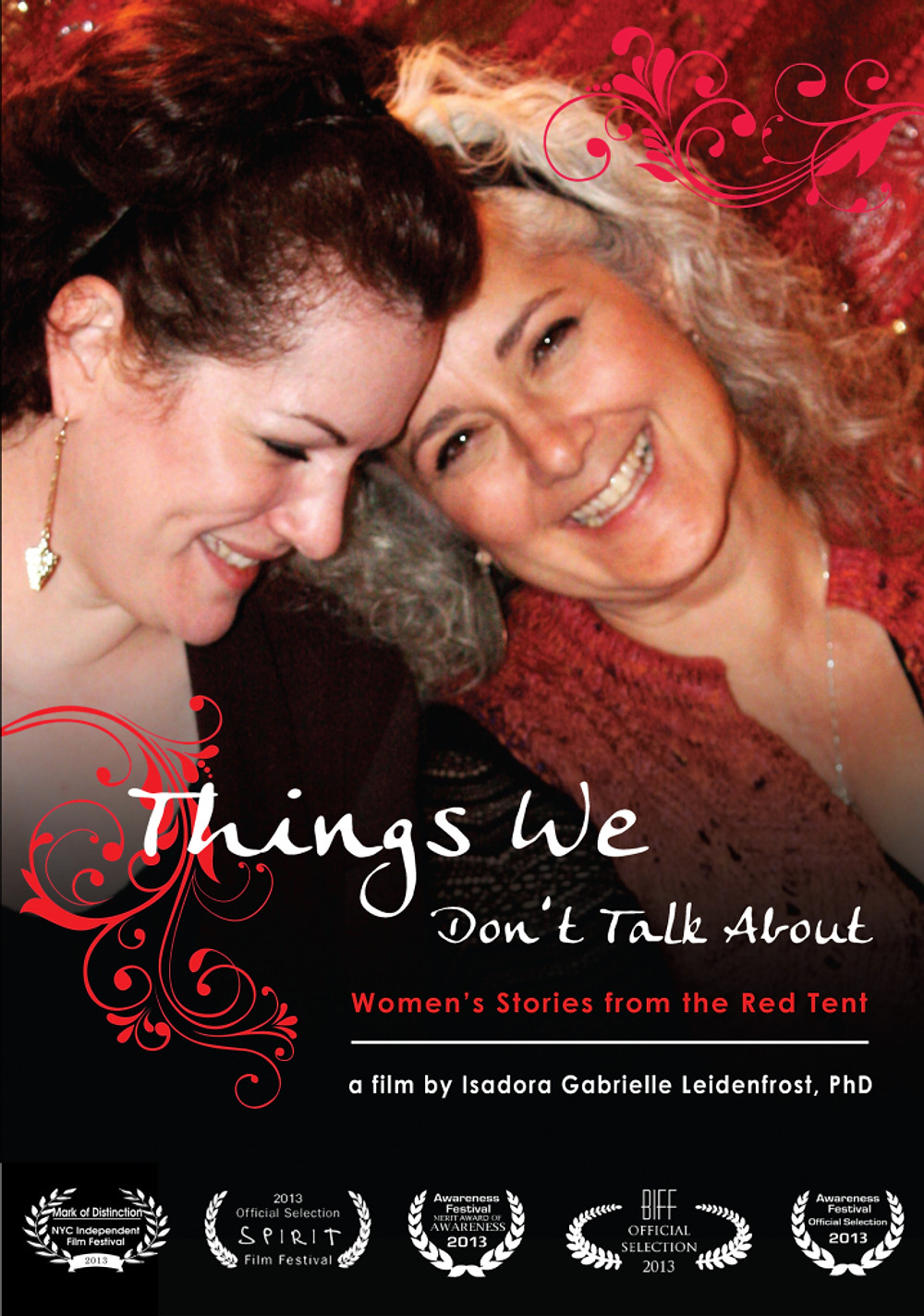 """""""Things We Don't Talk About"""" 2nd edition DVD"""