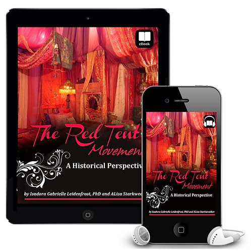 The Red Tent Movement (eBook + Audiobook package)