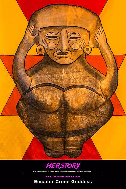 Ecuador Crone Goddess