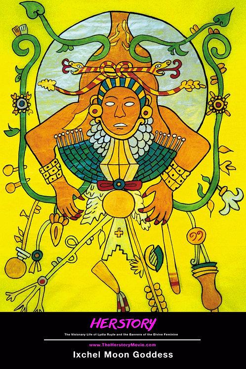 Ixchel Moon Goddess