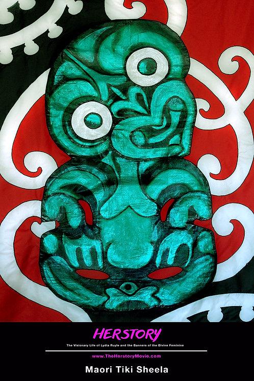 Maori Tiki Sheela