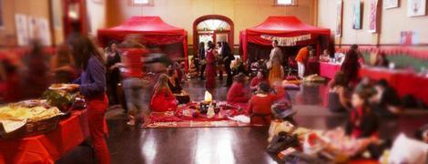 Australian Red Tent Movie premiere