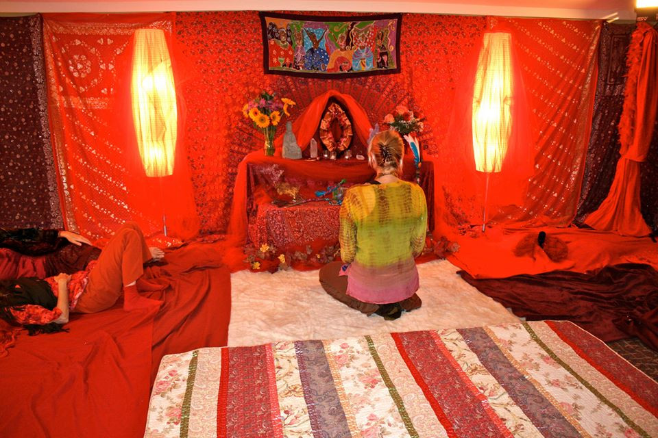 Red Tent Temple