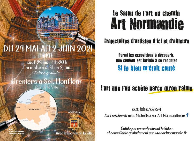 Art Normandie pour Honfleur 2021-variant