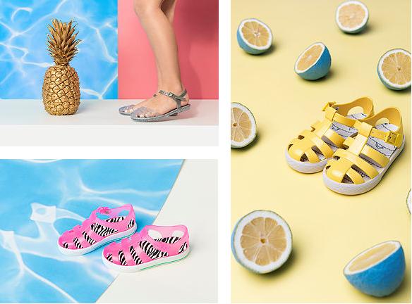 pineapple jellies and lemon