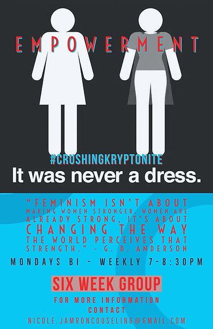 Crushing Kryptonite_ Women's Empowerment Group .JPG