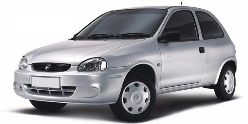 Valente e com baixo custo de manutenção, o Corsa da primeira geração é boa pedida entre usados