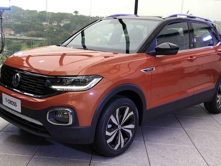VW T-CROSS: Listamos pontos positivos e negativos do novo SUV da Volkswagen