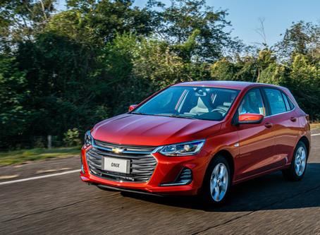Saiba os preços de cada versão do novo Chevrolet Onix 2020