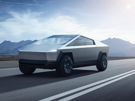 Tesla apresenta a Cybertruck Concept, a sua primeira picape elétrica