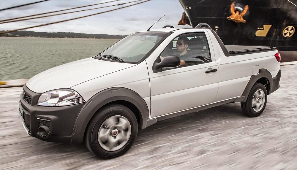 A pick-up do Pálio ganhou espaço no mercado de utilitários, e ganhou a fama de melhor carro pra trabalho no Brasil
