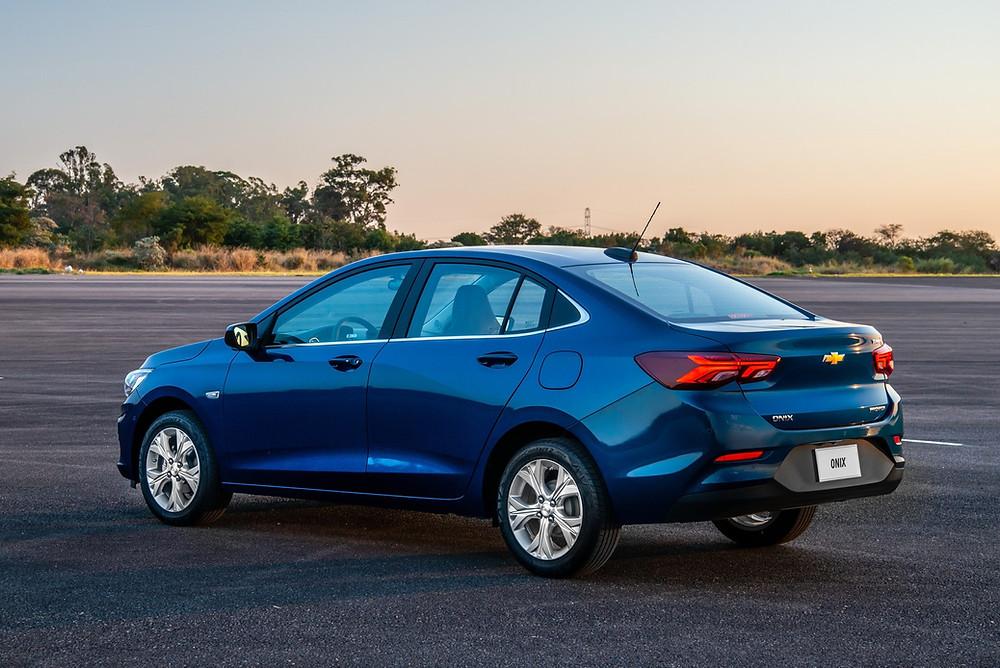 Chevrolet Onix Plus 2020 é o 'novo Prisma'
