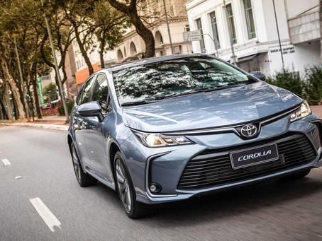 Conheça o carro mais aguardado do ano: Novo Corolla