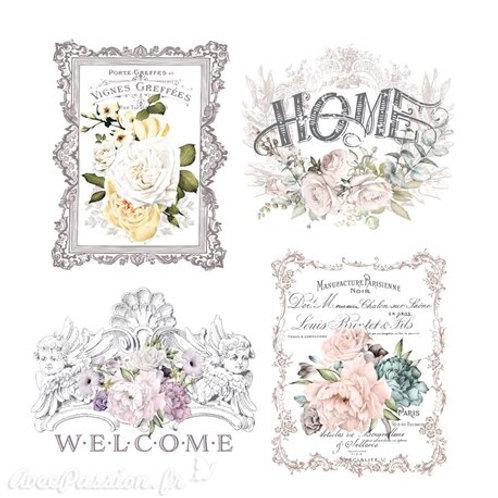 "Transfert ""Floral Home"""