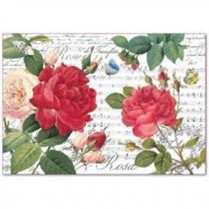 Roses Rouges et musique