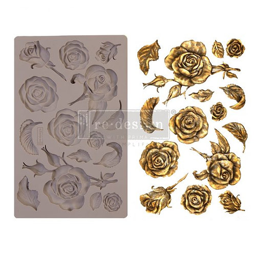 "Moule ""Roses"""