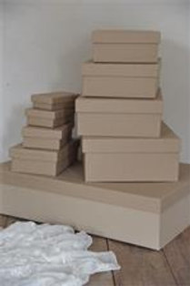 8 Boîtes rectangulaires