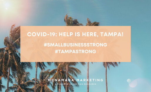 COVID-19: Help is here, Tampa!