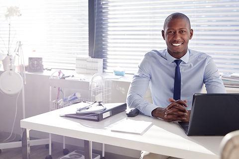 African American Medical Sales Representative