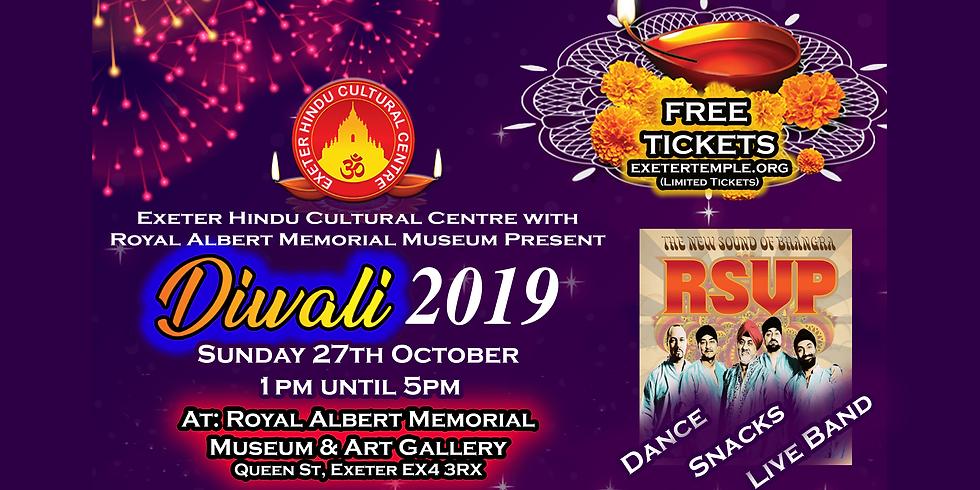 Exeter Diwali 2019