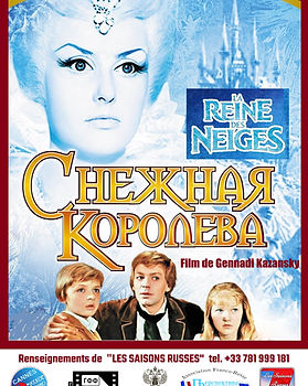 Les Saisons Russes - Russian Seasons - Cannes Russian Cinema