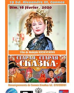 Les Saisons Russes - Russian Seasons - Cannes Russian Cinema