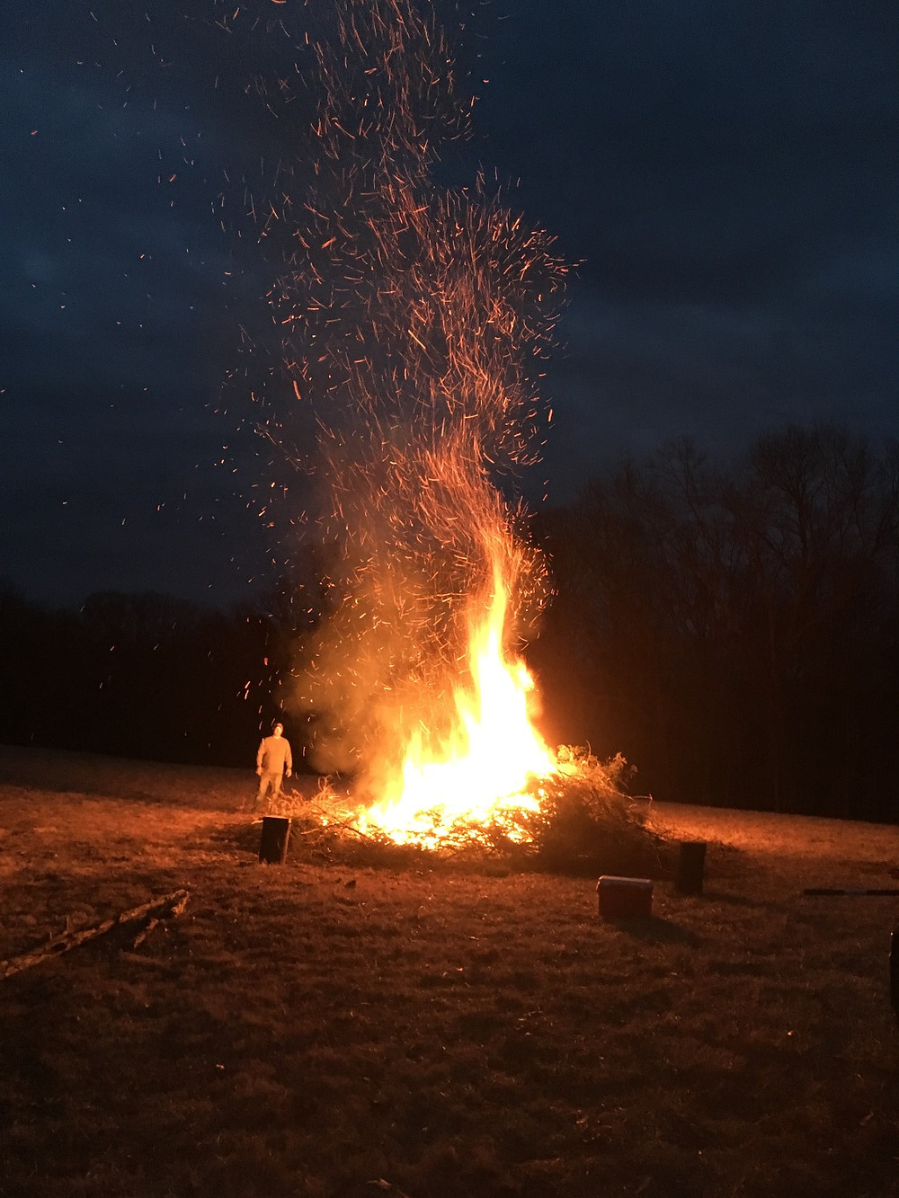 Steve's Fire