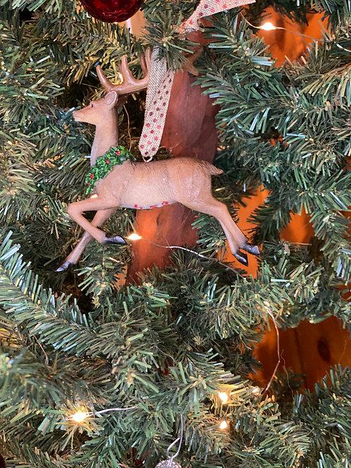 Ceramic Brown Deer