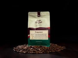 Café Toqué Packaging