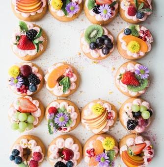 De jolies photos culinaires en un clin d'œil