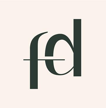 Logo_TheFairDude_RVB_Monogramme_Beige_V3