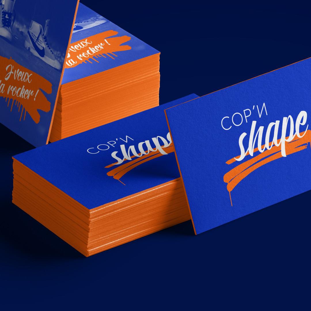 Copn shape