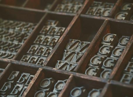 Niveau 1 - Mais qu'est-ce que la typographie ?