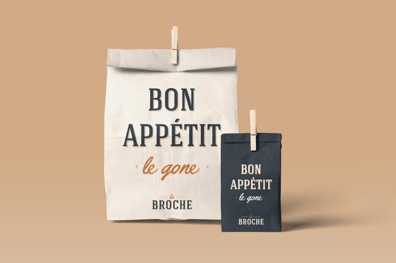 Sacs La Broche