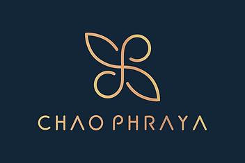 Logo Chao Phraya or rose bleu