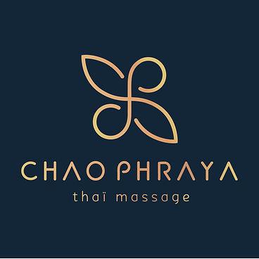 Chao Phraya_Logo_carré_FondBleu_OrRose.
