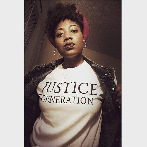 Justice Generation Tee