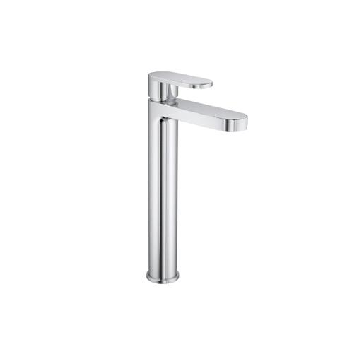 Misturador monocomando de mesa bica alta para lavatório Drop