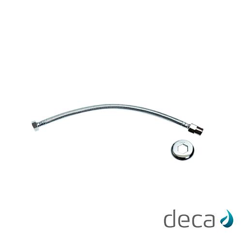 Ligação flexível malha de aço 40cm - Flexível Deca