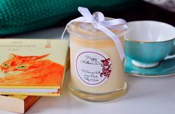 Custom Mothers Day Medium Candle