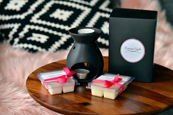 Tea Light Burner Gift Pack