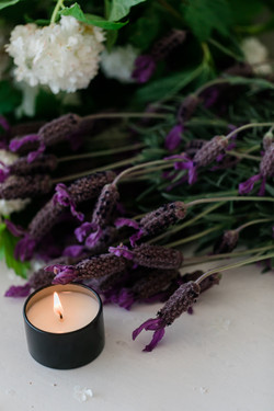 Handmade Soy Mini Candle