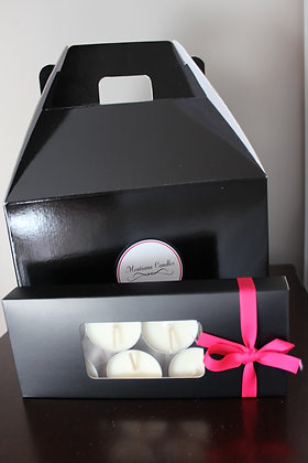 Bundle & save on Tea light & burner gift pack