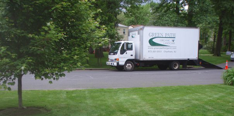 Greenpath Land Care Truck
