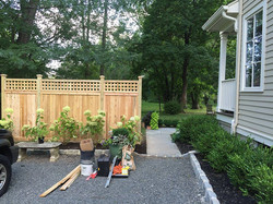 Fence & Woodworking